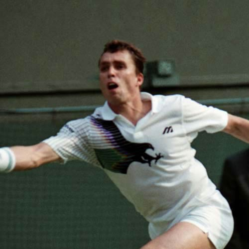 Sportivi answer: IVAN LENDL