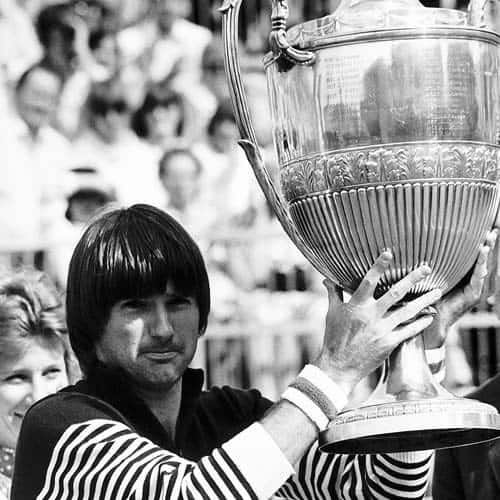 Sportivi answer: JIMMY CONNORS