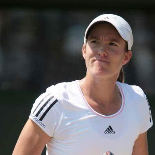 Sportivi answer: JUSTINE HENIN