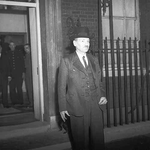 Storia answer: CLEMENT ATTLEE