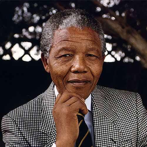 Storia answer: NELSON MANDELA