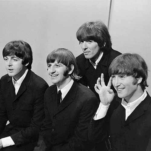 Storia answer: THE BEATLES