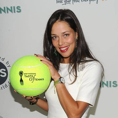 Tennis answer: ANA IVANOVIC