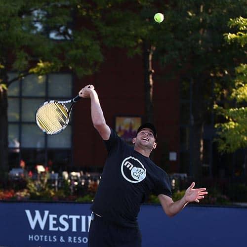 Tennis answer: ANDY RODDICK