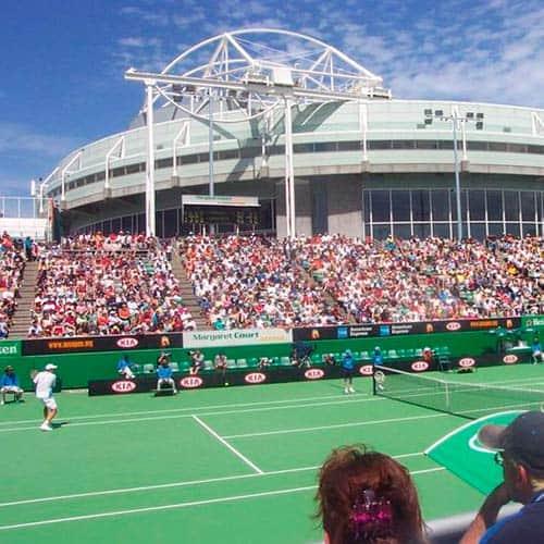 Tennis answer: AUSTRALIAN OPEN