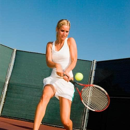 Tennis answer: ROVESCIO
