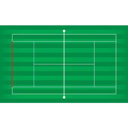Tennis answer: LINEA DI FONDO