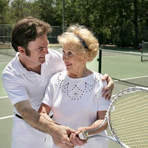 Tennis answer: ISTRUTTORE