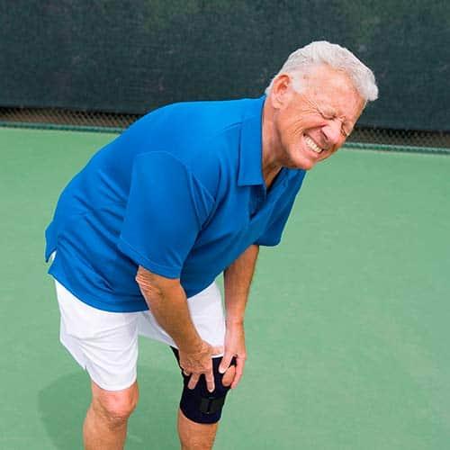 Tennis answer: INFORTUNIO
