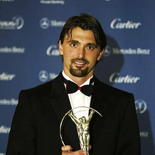 Tennis answer: IVANISEVIC