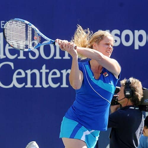 Tennis answer: CLIJSTERS