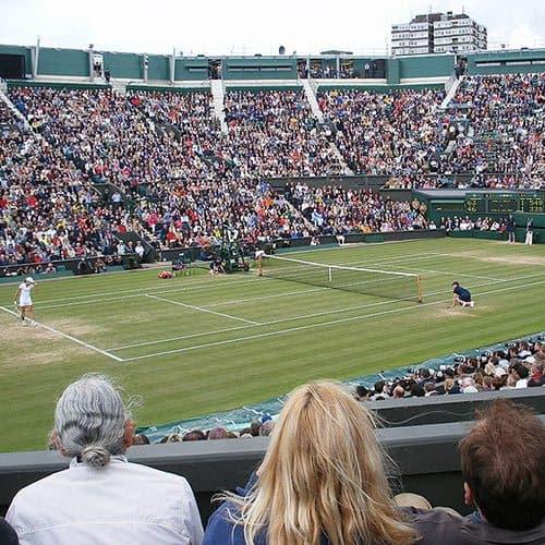 Tennis answer: WIMBLEDON