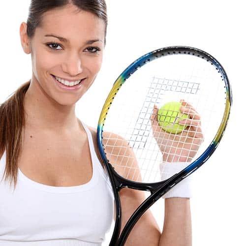Tennis answer: RACCHETTA