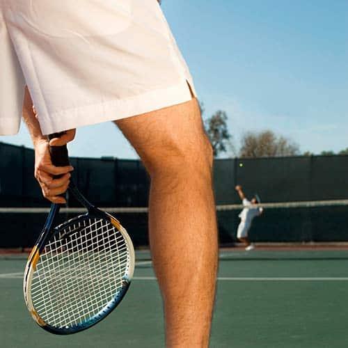 Tennis answer: RICEZIONE