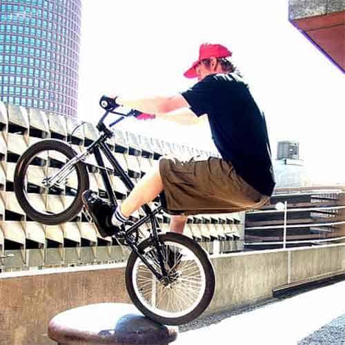 Trasporti answer: BMX