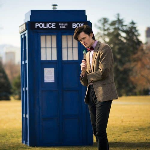 TV Shows answer: DOCTOR WHO