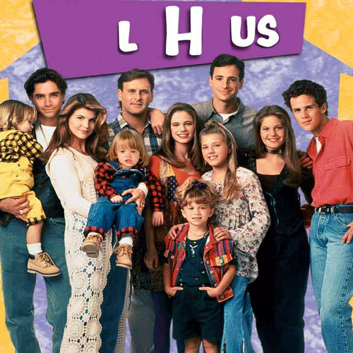 TV Shows answer: FULL HOUSE