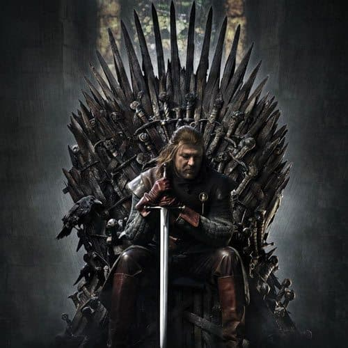 TV Shows answer: GAME OF THRONES