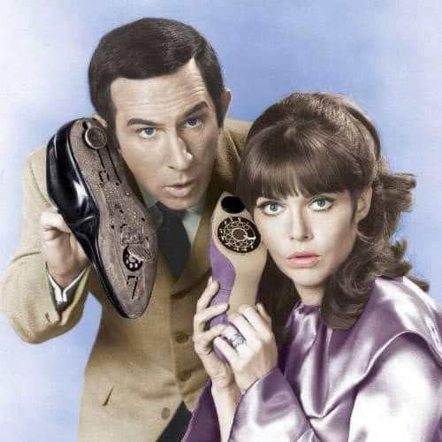 TV Shows answer: GET SMART