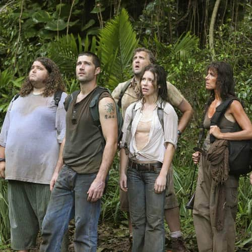 TV Shows answer: LOST