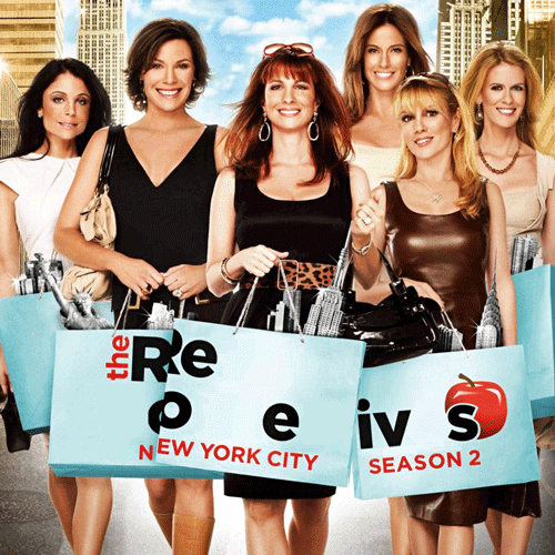 TV Shows answer: REAL HOUSEWIVES