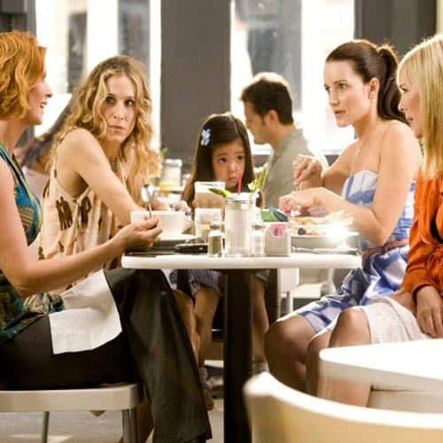 TV Shows answer: SEX AND THE CITY