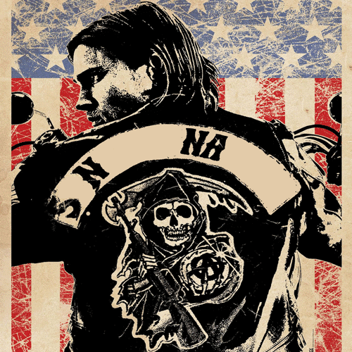 TV Shows answer: SONS OF ANARCHY