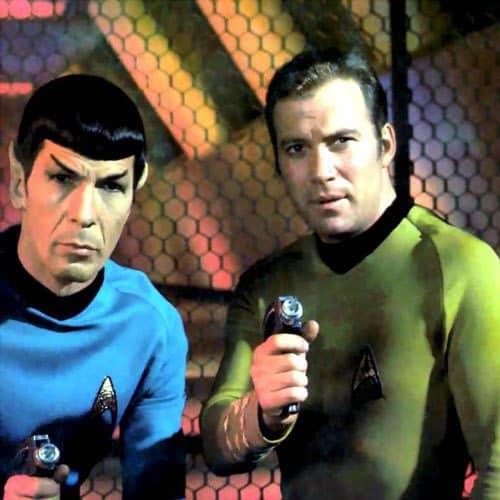 TV Shows answer: STAR TREK