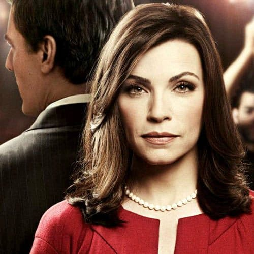 TV Shows answer: THE GOOD WIFE