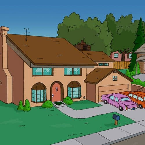 TV Shows answer: THE SIMPSONS