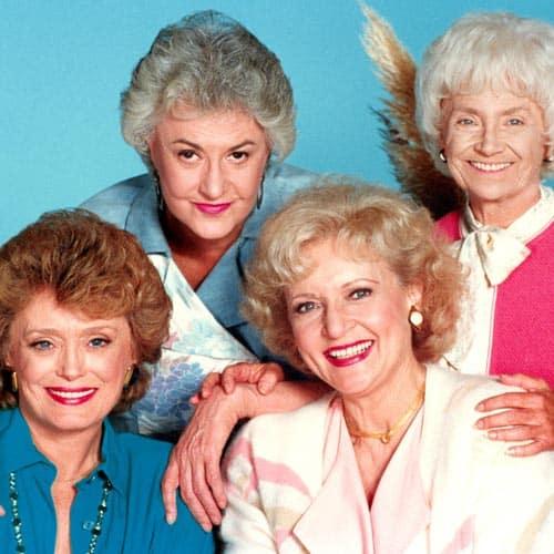 TV Shows answer: GOLDEN GIRLS