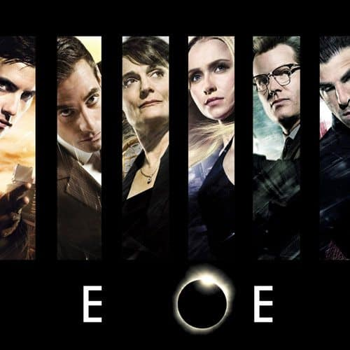 TV Shows answer: HEROES