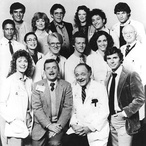 TV Shows answer: ST ELSEWHERE
