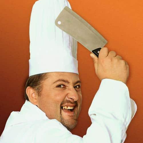 Utensili da cucina answer: MANNAIA
