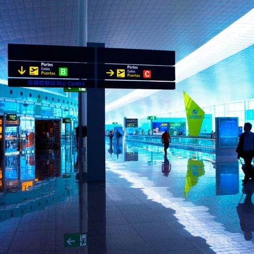 Vacanza answer: AEROPORTO