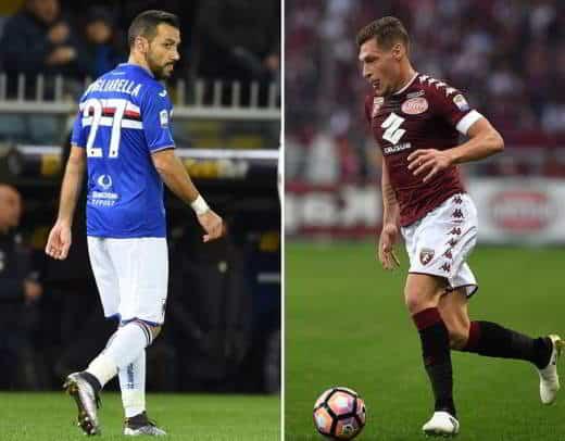 probabili formazioni fantacalcio della 23a giornata di Serie A 2017/2018