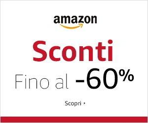 Amazon sconti e offerte
