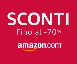 Le offerte a tempo di Amazon
